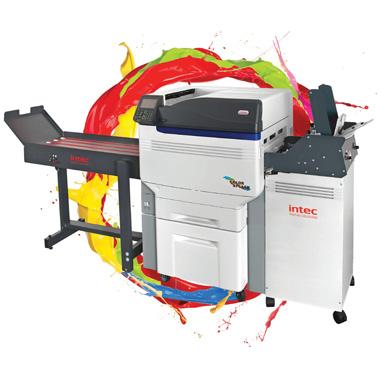 Equipos de impresión digital y etiquetado Intec