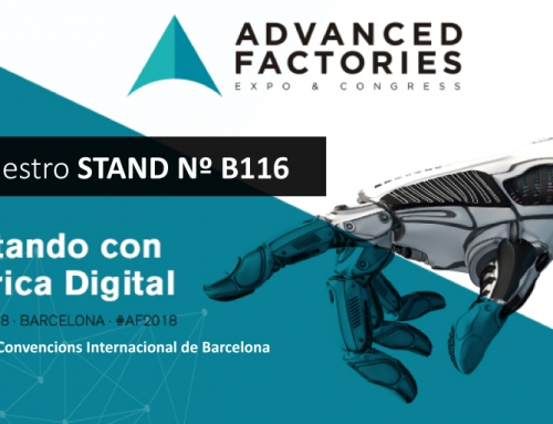RIC estará presente en el Advanced Factories 2018, la feria de la industria 4.0