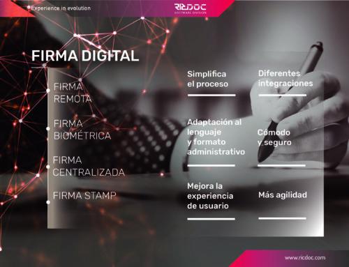 Las Ventajas de la Firma Digital.
