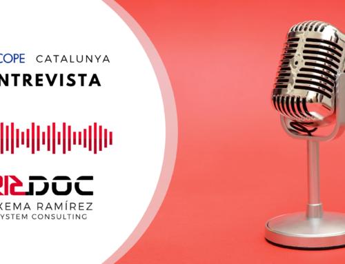 Entrevista en COPE Catalunya