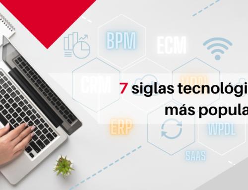 7 siglas tecnológicas más populares
