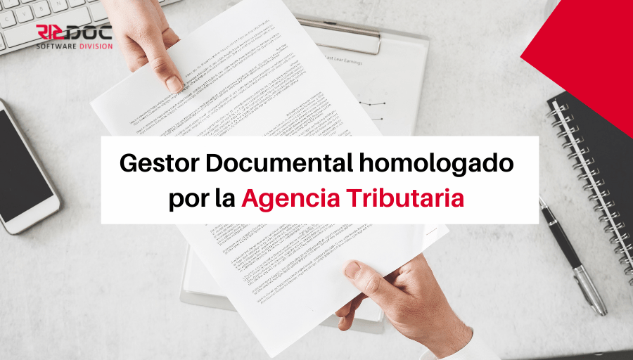 Gestor Documental homologado por la AEAT
