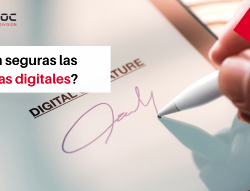 ¿Son seguras las firmas digitales?