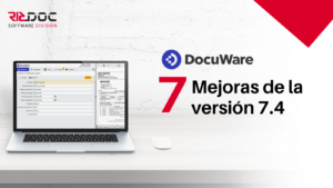 Actualización Docuware 7.4.
