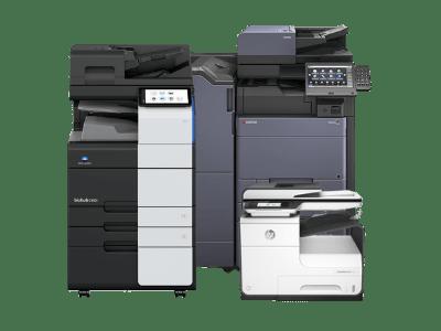 Servicio de impresoras para escuelas