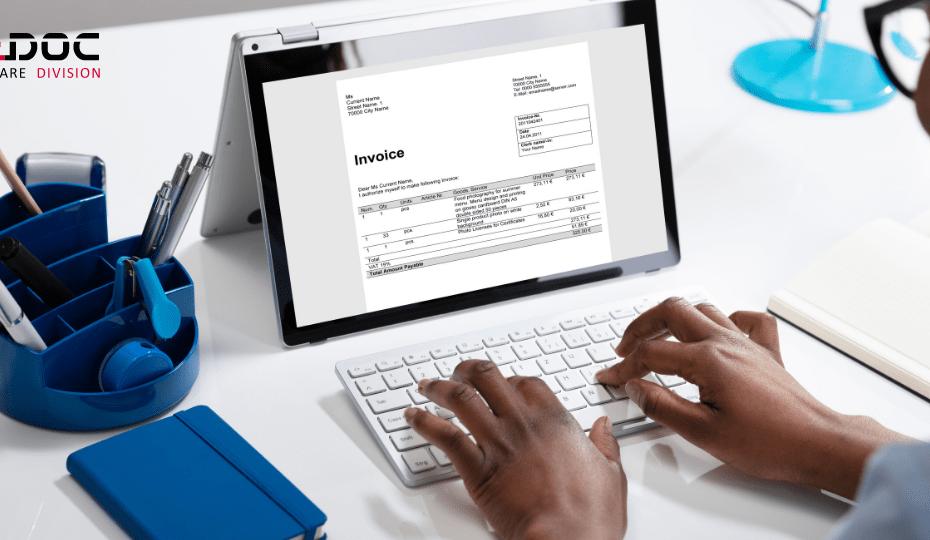 Valida facturas y presupuestos desde la distancia con Docuware